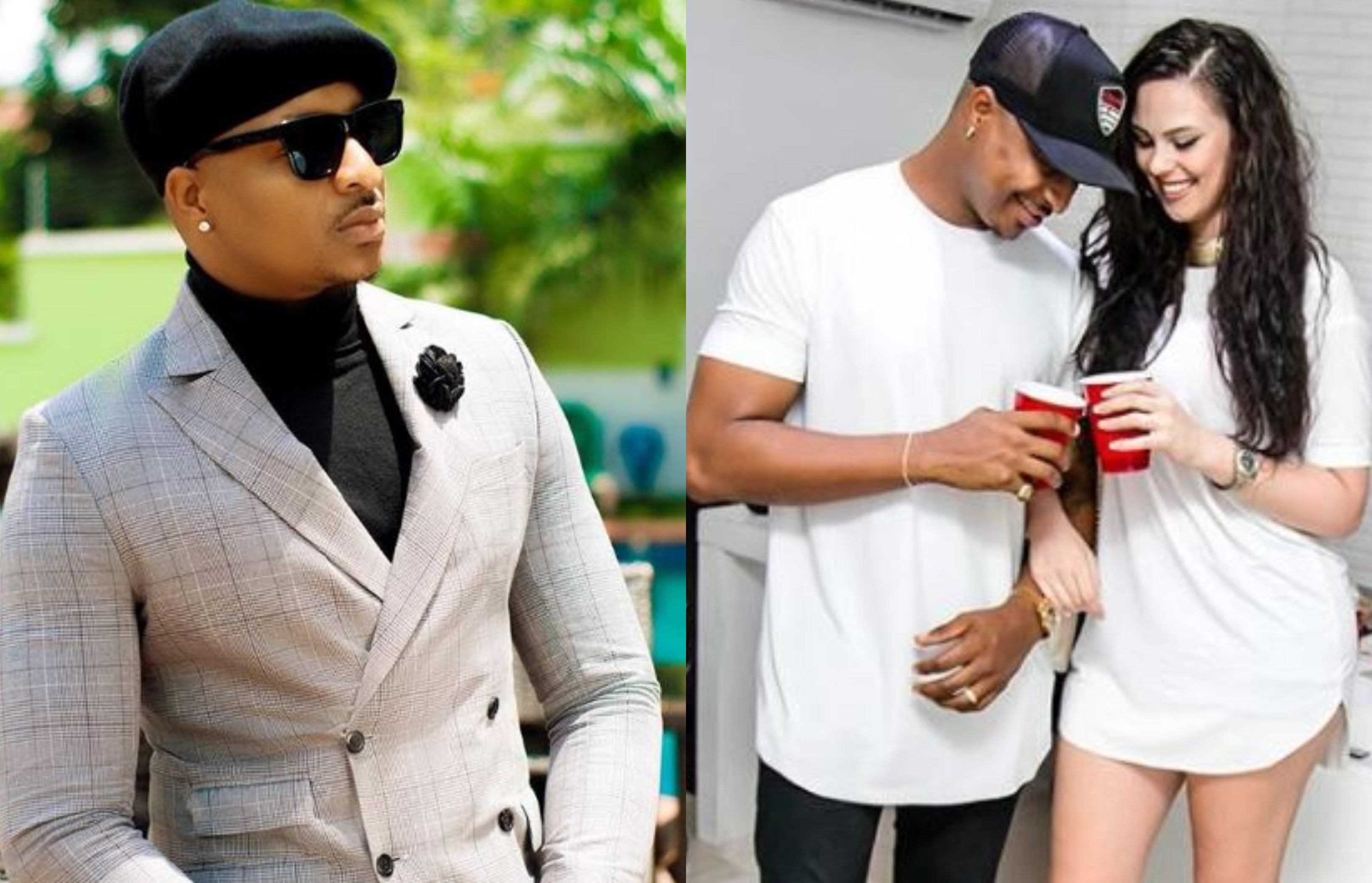 IK Ogbonna shares best marriage advice after his estranged wife confirmed their breakup
