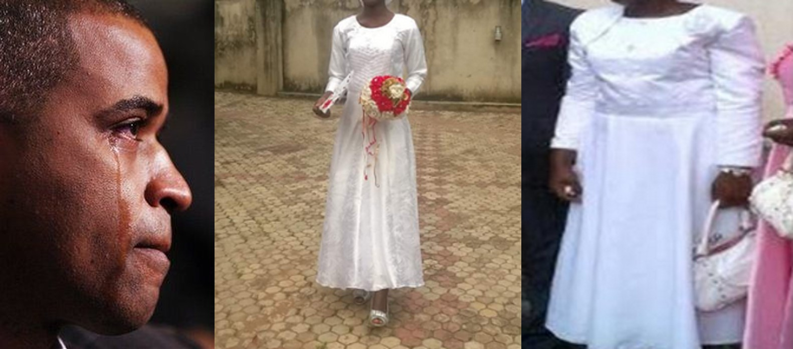 Twitter user narrates how Deeper Life Church suspended couple's wedding for eating from same plate