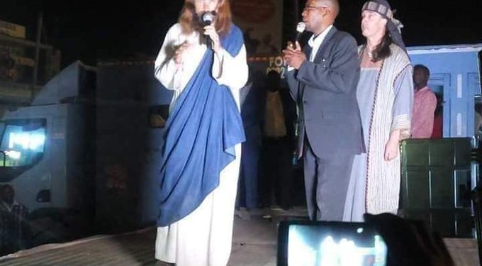 "Kenyan government allegedly deports ""Jesus"" and detains pastors who invited him"
