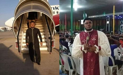 Warri-based Prophet, Melody Adjija nabbed for staging fake miracles, daddy freeze reacts