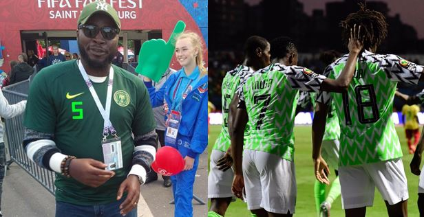 Sport analyst, Biola Kazeem calls out governors who donate money to Super Eagles players, Nigerians react