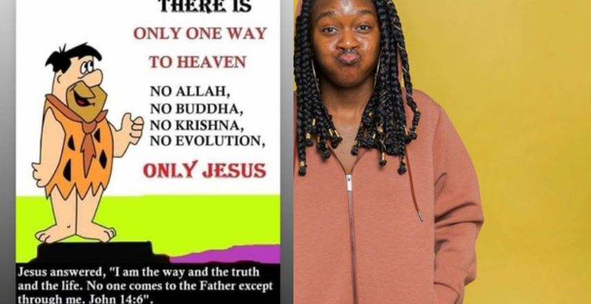 "Nigerians react as Maraji says ""Jesus is the only one way to heaven, not even Allah"""