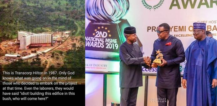Buhari must act now – Comedian Alibaba writes about creating the future, talks about how his dad disowned him when he started doing stand-up comedy in 1988