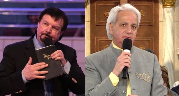 Mike Murdock reacts to Benny Hinn's repentance, says it is heartbreaking, Daddy Freeze and others react