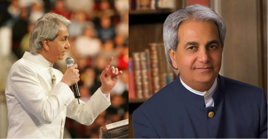 Benny Hinn vows never to ask his members to sow seed again as it an offense to the Lord, Daddy Freeze reacts