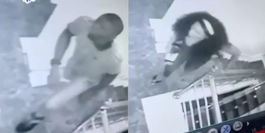 Another lady killed in Port Harcourt hotel room, CCTV captures killer (Video)