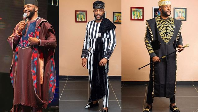 All The Outfits BBNaija 2019 Host, Ebuka Wore