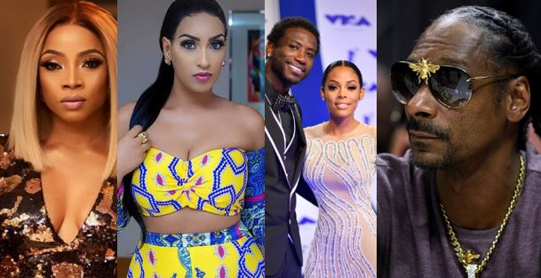 Juliet Ibrahim and Toke Makinwa blast Snoop Dogg for encouraging women to stick with men until they become better people