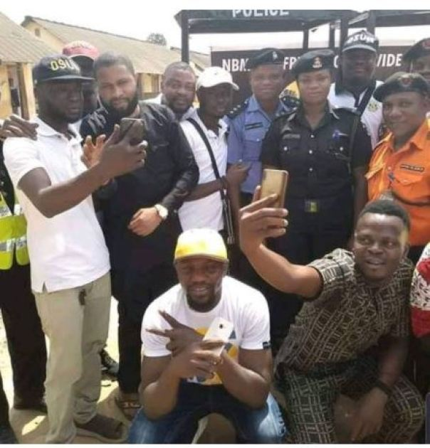 Image result for cultists donates shelter to police
