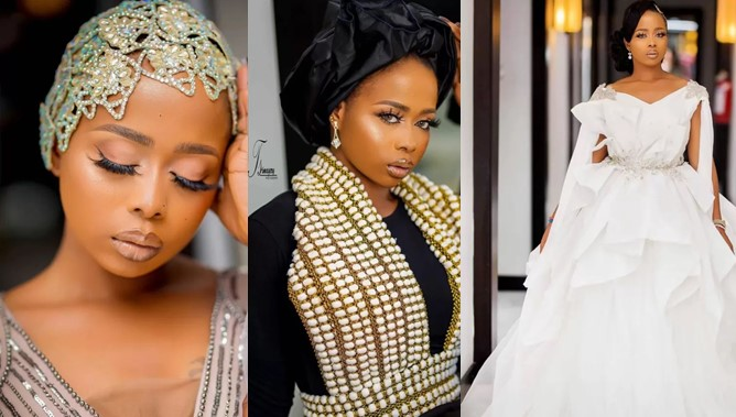 Alaafin of Oyo's youngest wife, Queen Ajoke set to celebrate birthday in grand style (Photos)