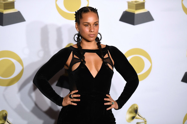 Alicia Keys to host Grammy's for the second consecutive year