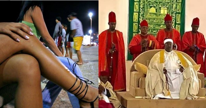 Borno Emir bans sex workers from operating in his domain
