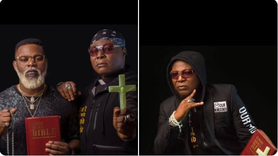 """""""Fake pastors watch-out""""- Charly Boy declares as he and Falz prepare to tackle them"""