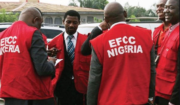 """""""Grow, Don't blow"""" -EFCC to youths"""