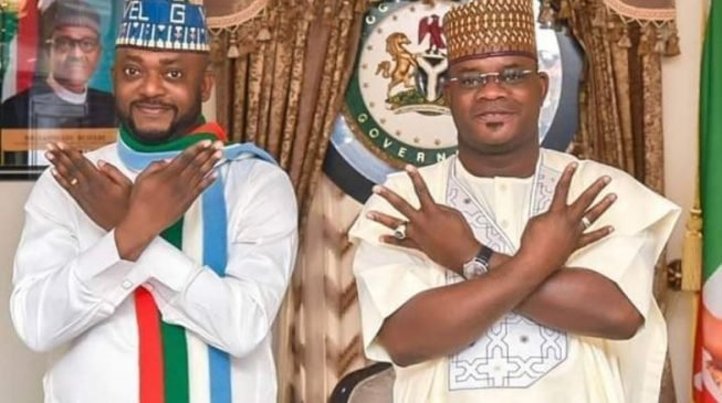 OFFICIAL! Governor Yahaya Bello wins as INEC announce result of Kogi election