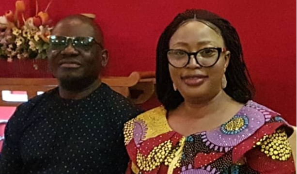 Twitter user shares amazing picture of his 58-year-old mum who looks like his age-mate