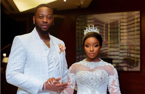 Teddy A pens deep quote as he shares beautiful photo of him and his wife Bambam