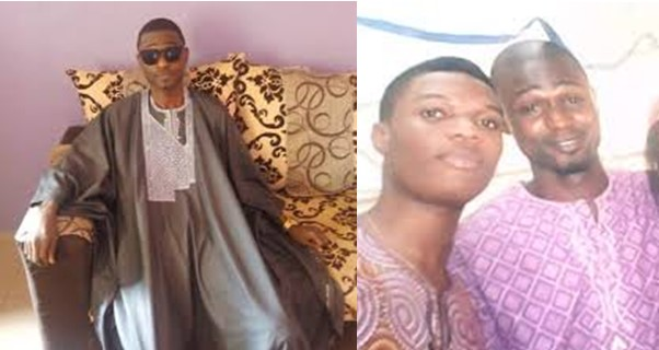 I've been looking for you for more than 12 years – Childhood friend to Wizkid