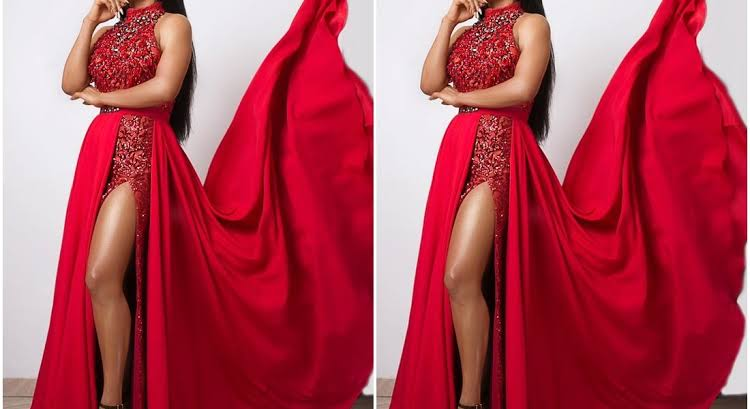The power of a red dress