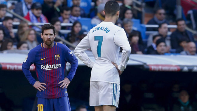 Messi scores ANOTHER hattrick, breaks Ronaldo's record as Barcelona win 5-2