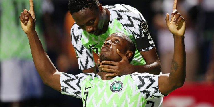 Premier League clubs chase Super Eagles star Odion Ighalo ahead of January transfer