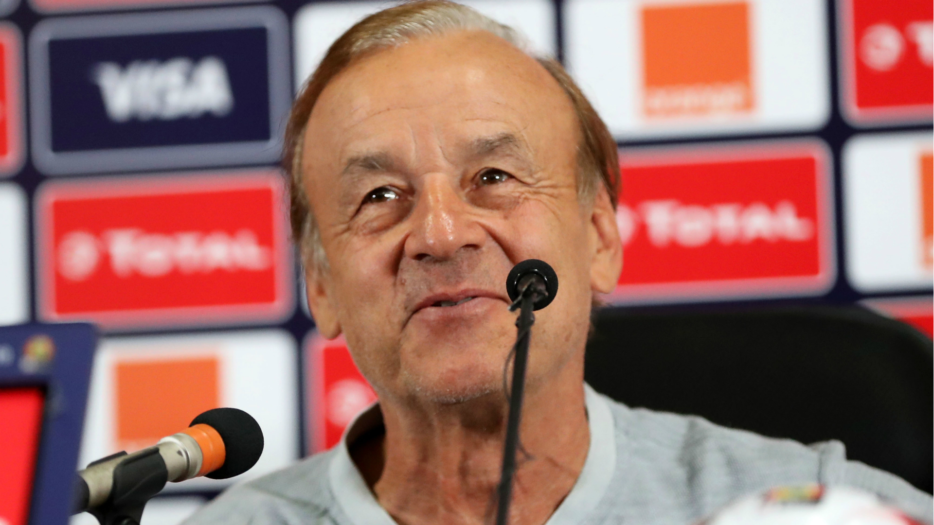Gernot Rohr set to get new contract from NFF to remain as Super Eagles coach