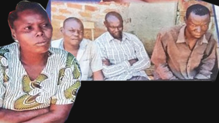 Pastor's daughter who wed three husbands at once refuses to sleep with them