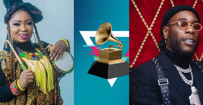 """Grammy: """"If they don't give Burna Boy the award, I will protest"""" – Singer Ara"""