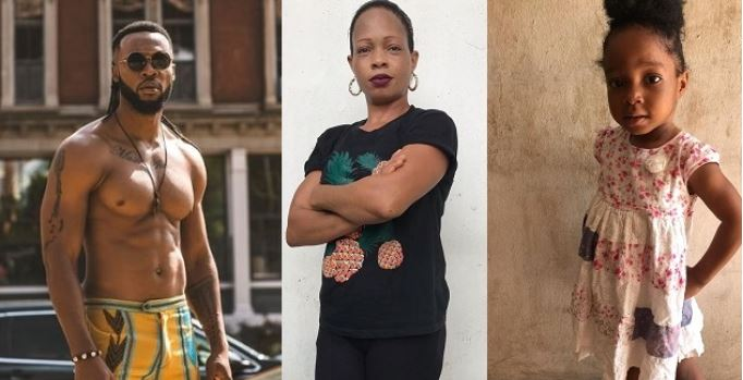 Flavour brainwashed me and promised heaven earth to sleep with me – Alleged baby mama