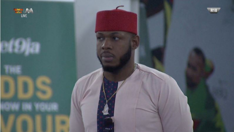BBNaija's Frodd replies troll who called him cute but broke