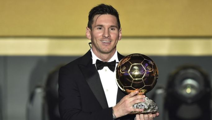 Ballon d'or rankings leak, Messi set to win it for the 6th time