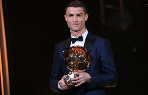 Real Madrid robbed Ronaldo of the Ballon D'or – Chielini