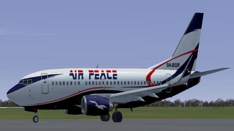 Man arrested after emerging from bush in bid to enter moving Air Peace plane heading to Owerri