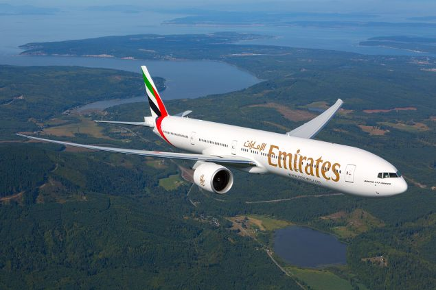 Emirates Airline owe N8.1 million as Lagos Court orders detention