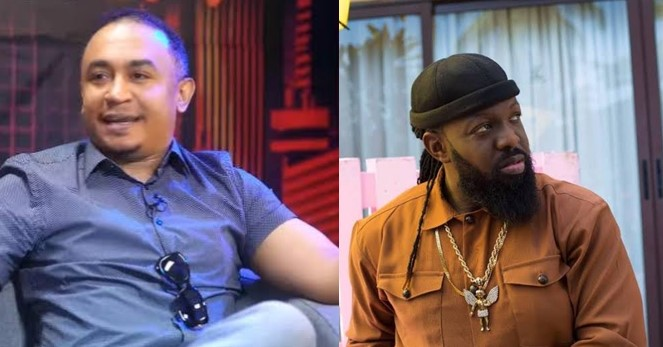 80% of Nigerian celebs wear fake shoes and clothes – Daddy Freeze reacts to drama between Timaya and celebrities over wearing fake items