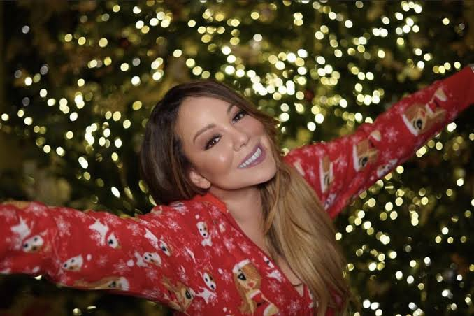 Mariah Carey sets record as the first artiste to have her song as number one in four different decades
