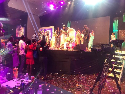 Beautiful Etsanyi Beauty Tukura crowned as new Miss Nigeria