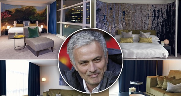 I can't cook, clean or iron – Mourinho explains why he lived in a hotel for 3-years while at Man Utd