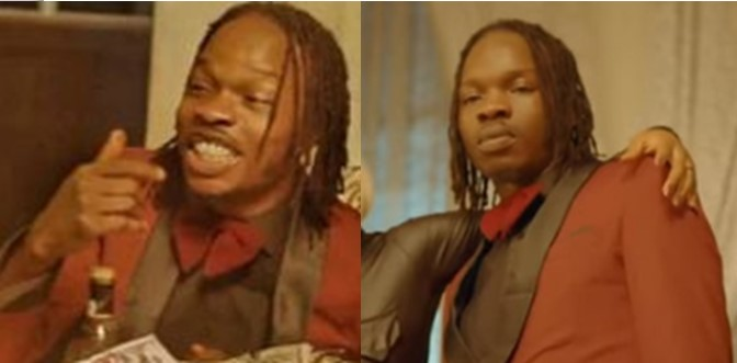 """Judging a person does not define who they are, it defines who you are"" – Naira Marley"