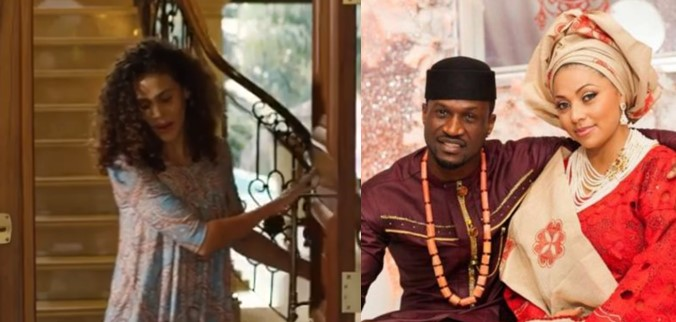 Peter Okoye uses music video to reveal that his brothers didn't want him to marry Lola