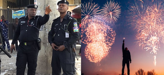 Police bans use of fireworks in Enugu during the festive season