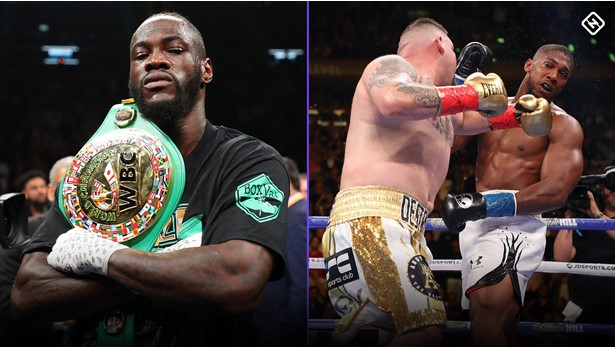 He was scared, that's why he kept running from Ruiz – Wilder reacts to Anthony Joshua's victory