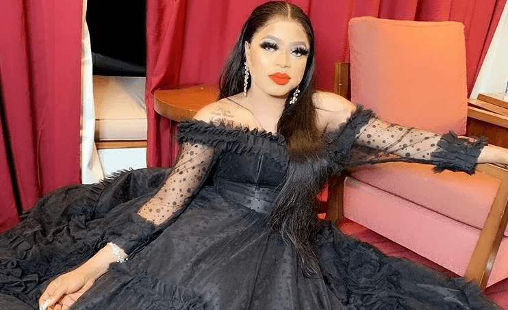 I have eaten and dined with all the witches of the world – Bobrisky mocks those wishing him dead