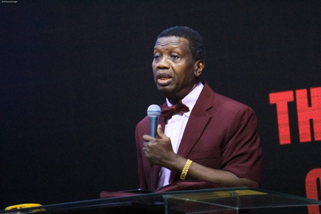 Adeboye donates N20million to Osun State to help fight Coronavirus, says his charity would start from home