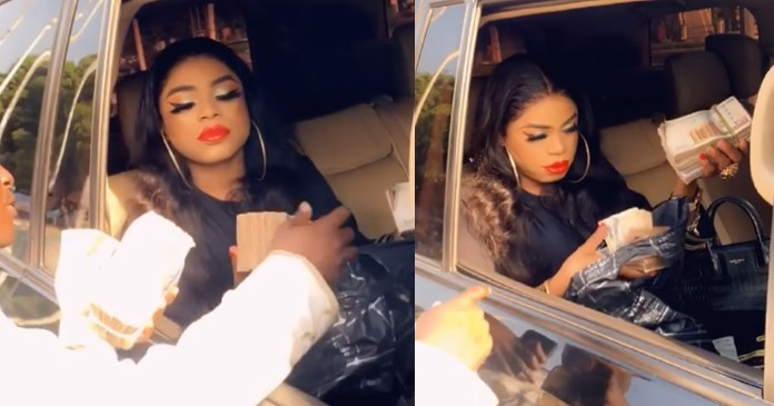 Bobrisky to surprise his 'sugar boy' with a brand new iPhone 11 Max Pro