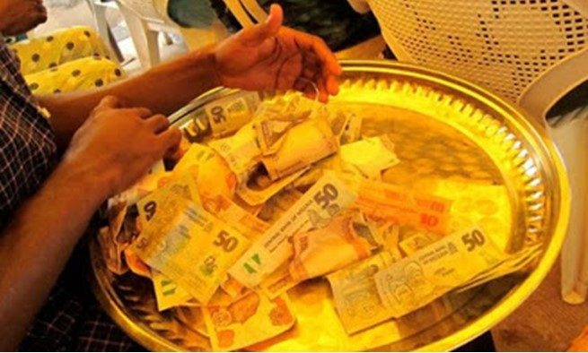 Man narrates drama that ensued when a church member gave N100 offering and asked for N50 change