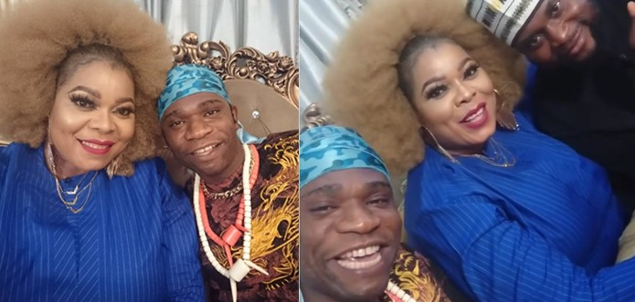 Speed Darlington lands first Nollywood role, to act alongside Nadia Buari, Lasisi Elenu