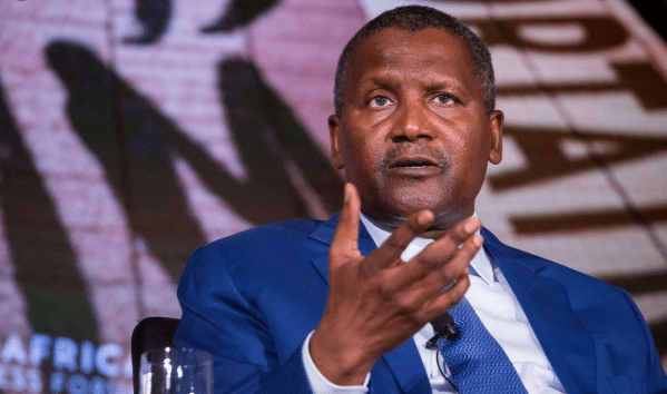 Dangote backs federal government on border closure