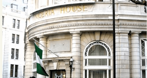 Nigerian embassy in UK owes N3.3B to the authorities