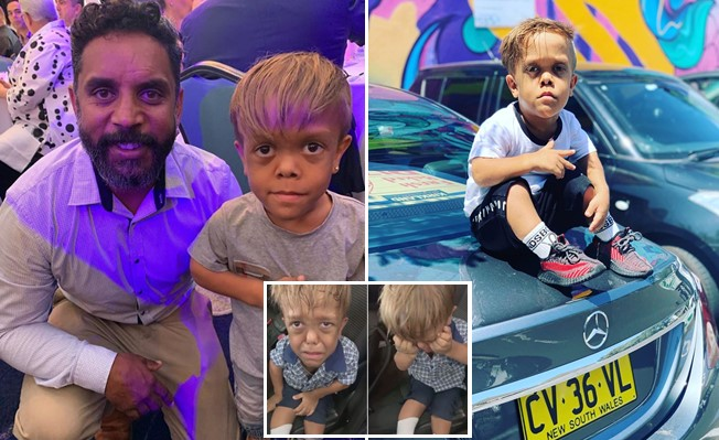 9-yr-old boy who considered suicide gets endorsements and huge donations after his touching viral video (Photos/Video)